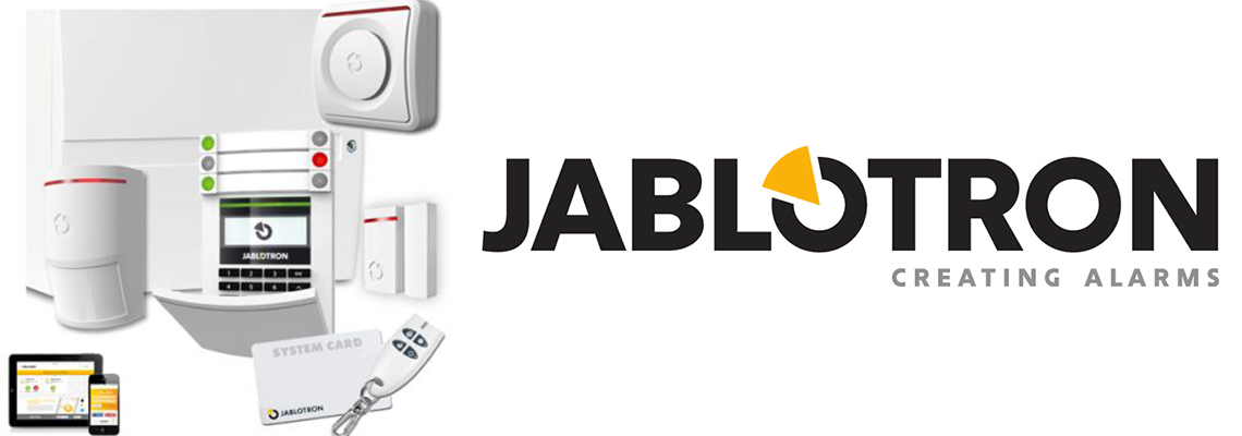 Jablatron alarmsystemen