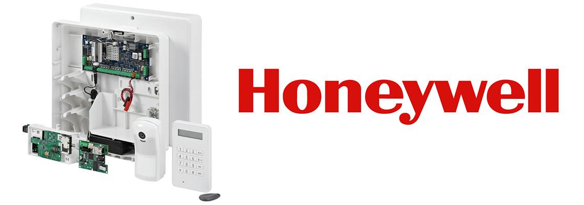 Honeywell beveiligingssystemen