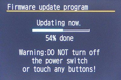 Galaxy firmware update